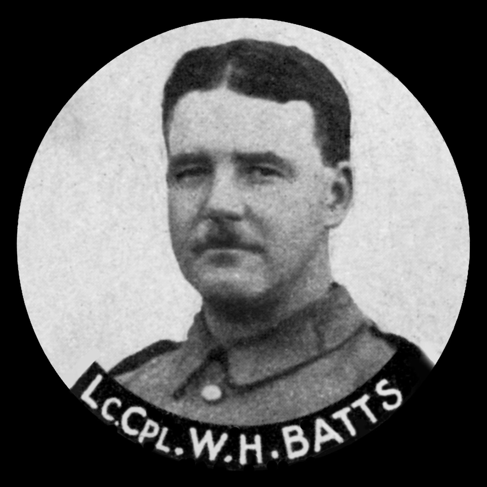 BATTS William Henry
