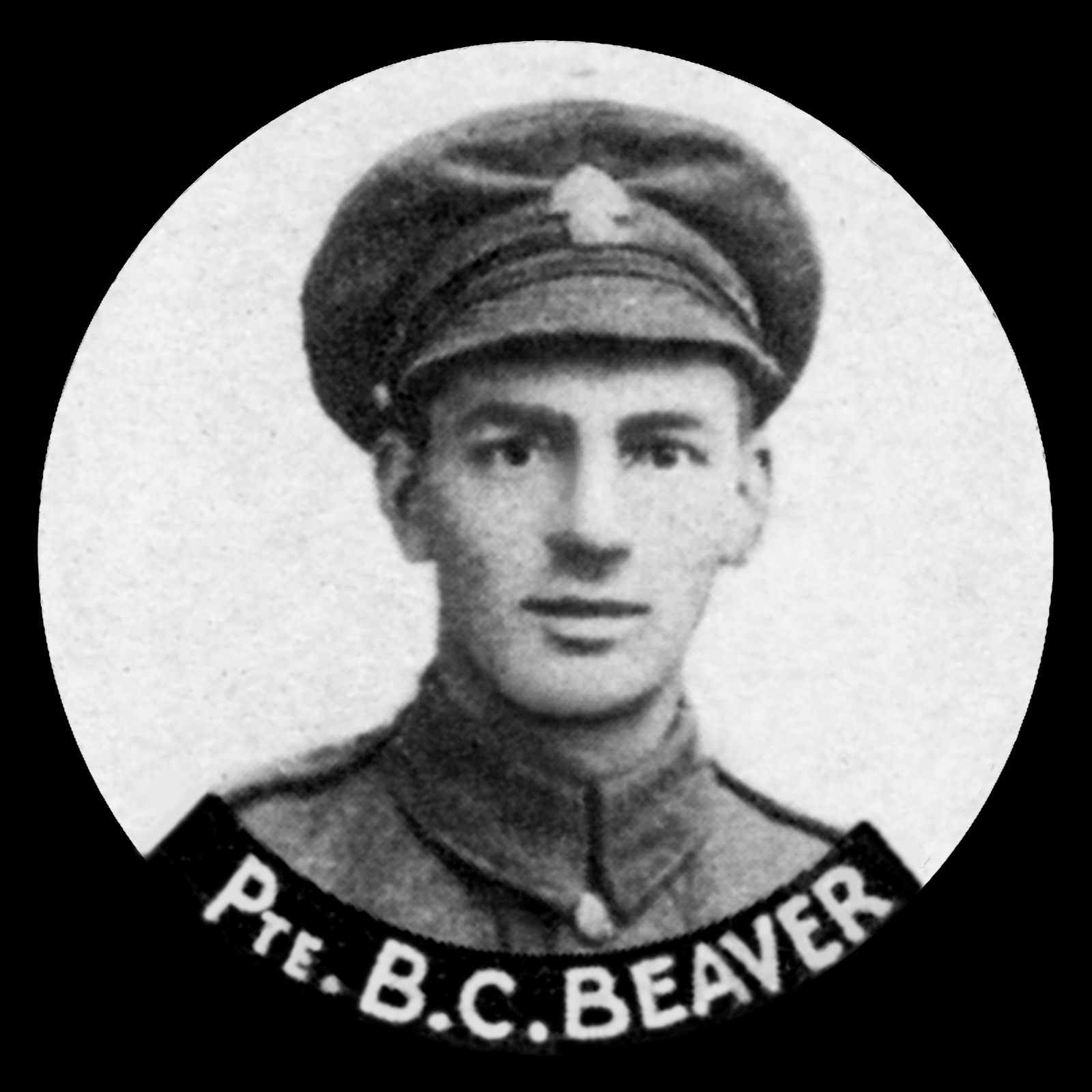 BEAVER Bernard Charles