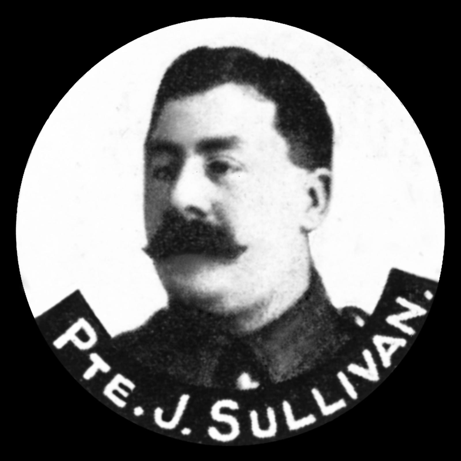 SULLIVAN Joseph