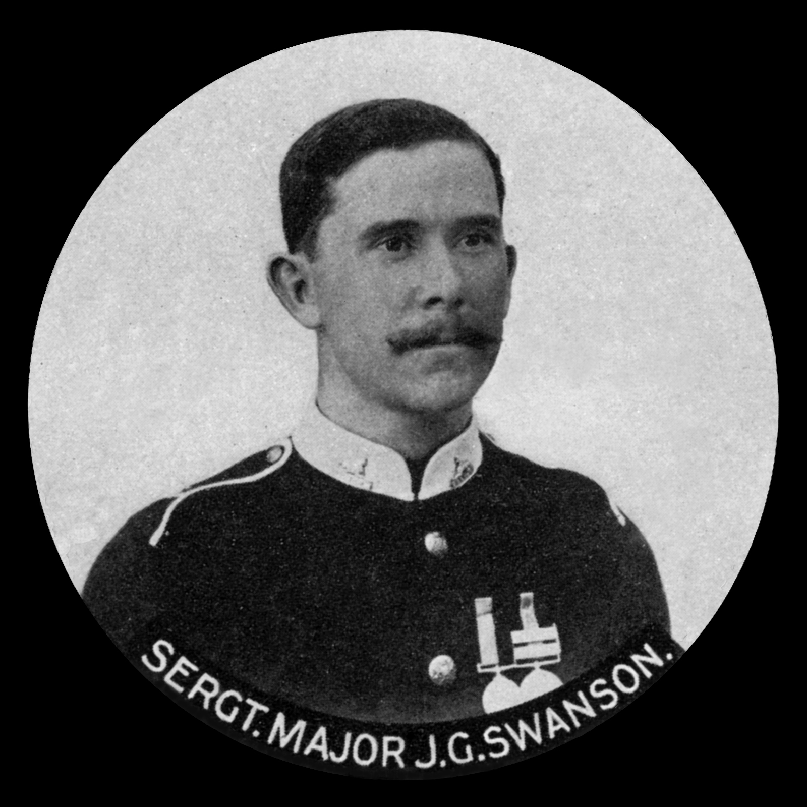 SWANSON John George