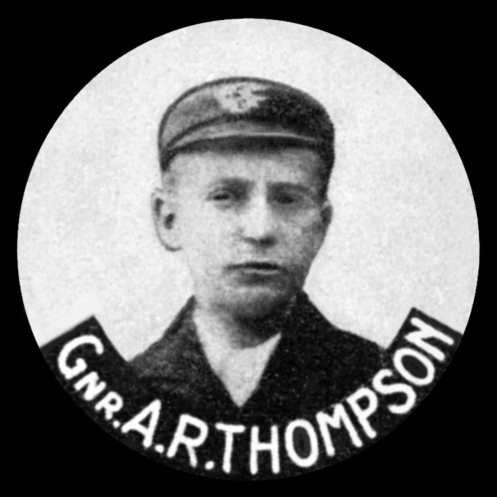 THOMPSON Arthur Rippin