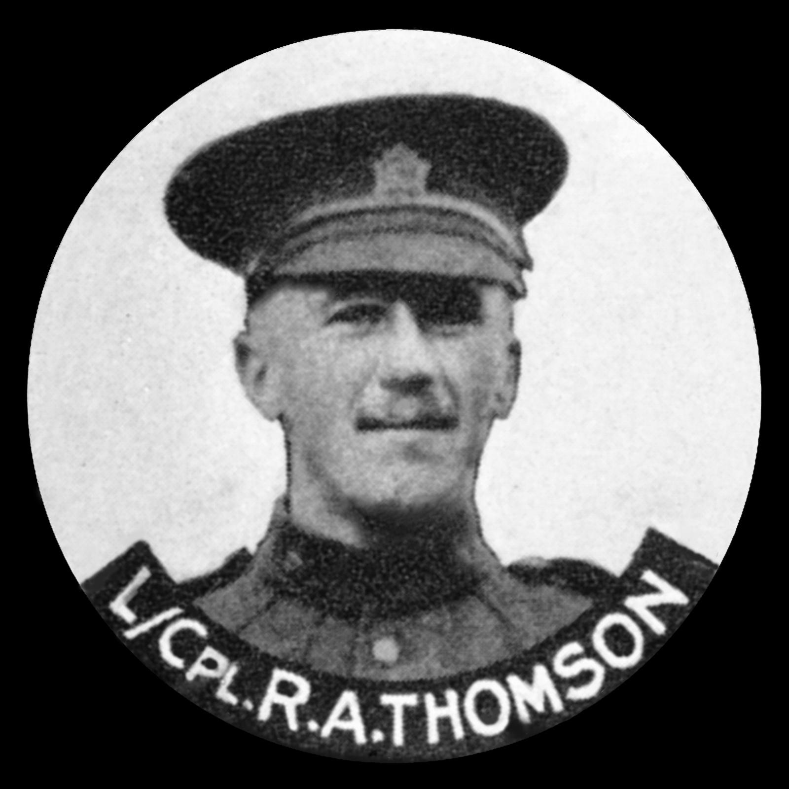 THOMSON Rupert Archer