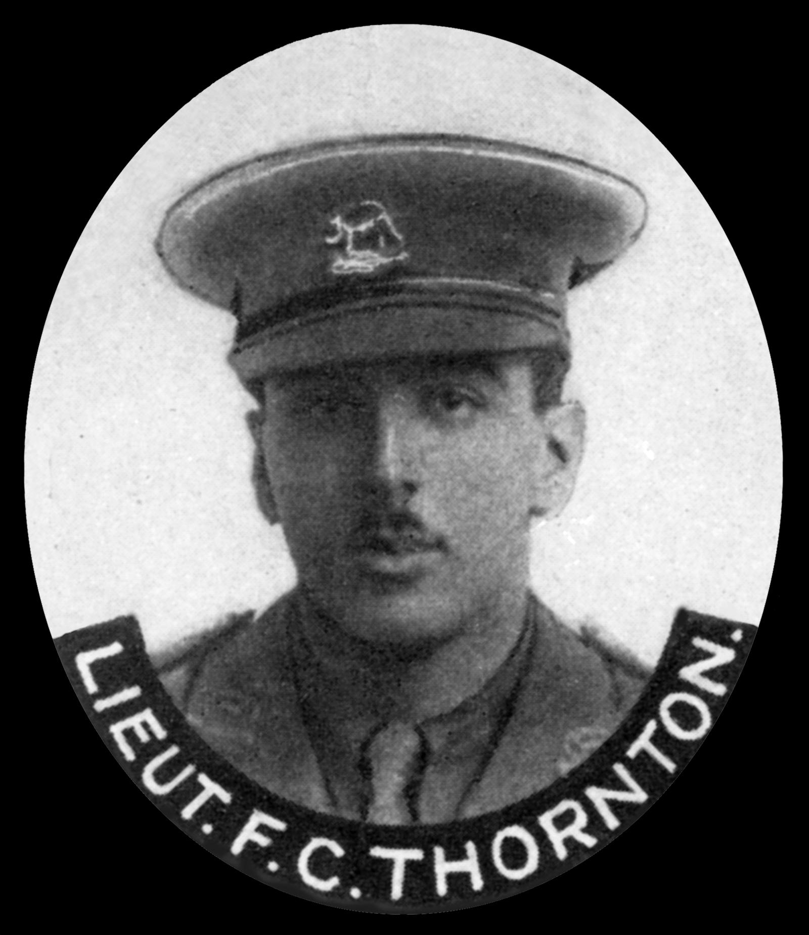 THORNTON Frank Cecil
