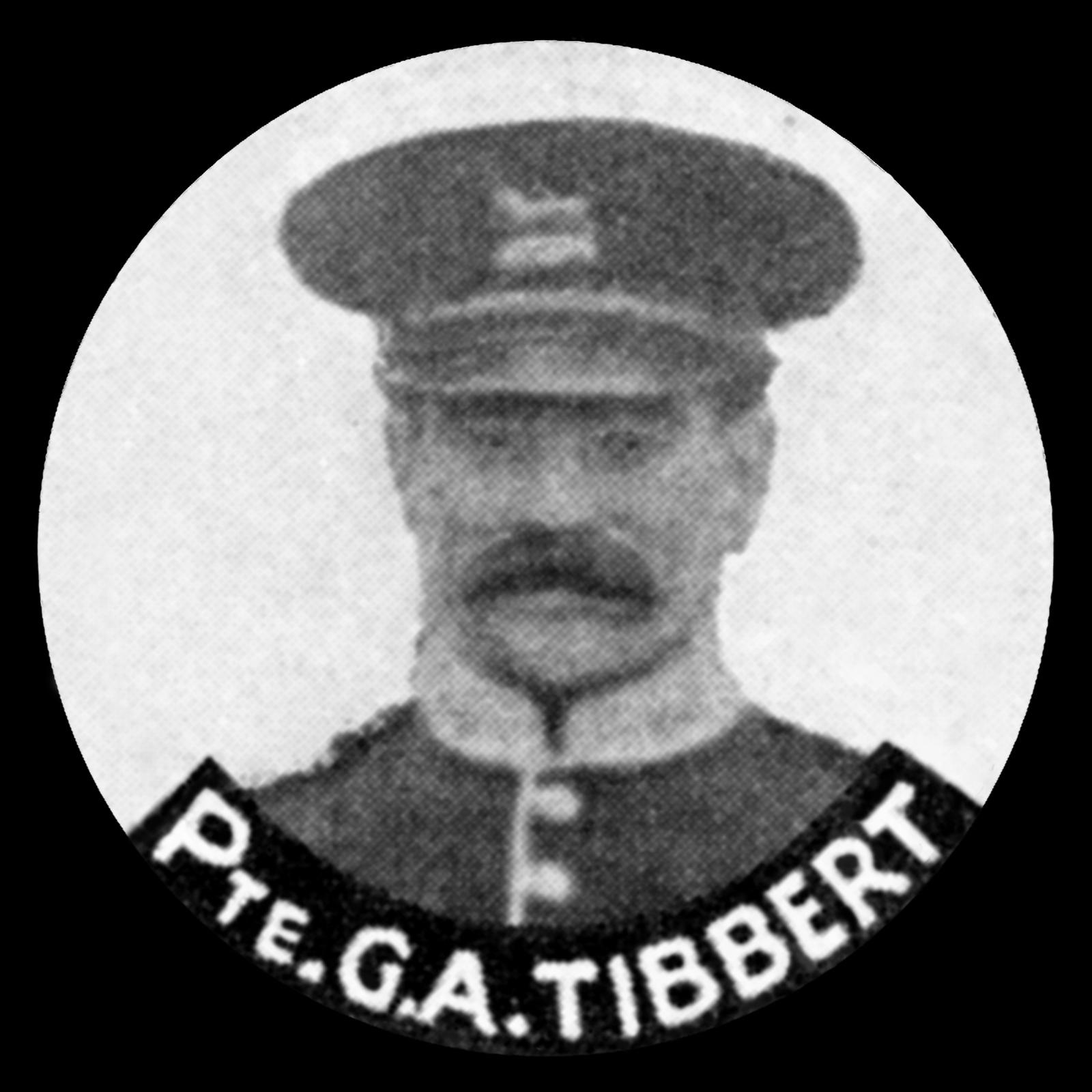 TIBBERT George Alfred