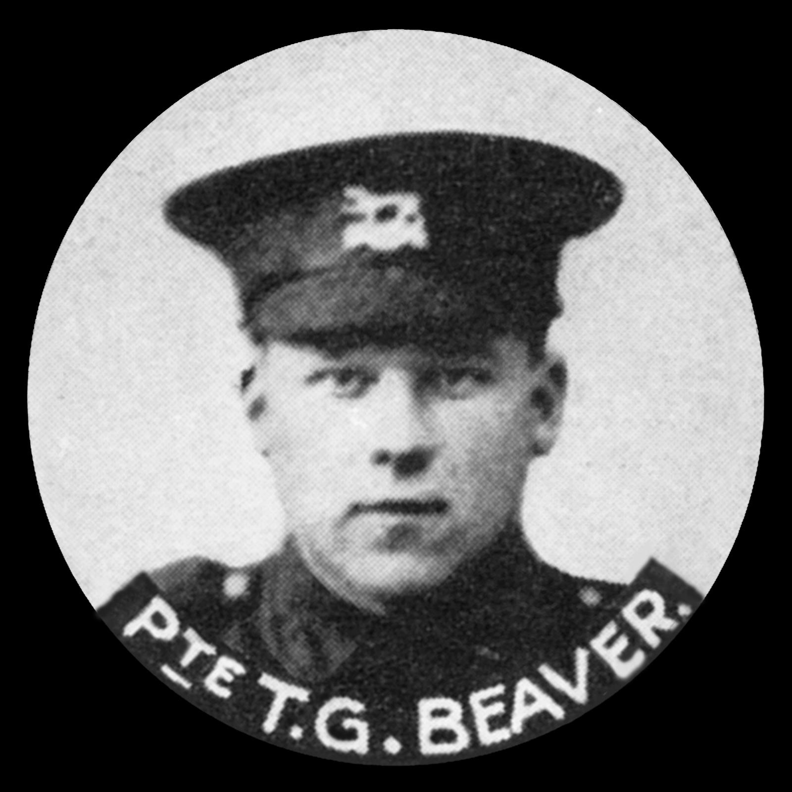 BEAVER Thomas George