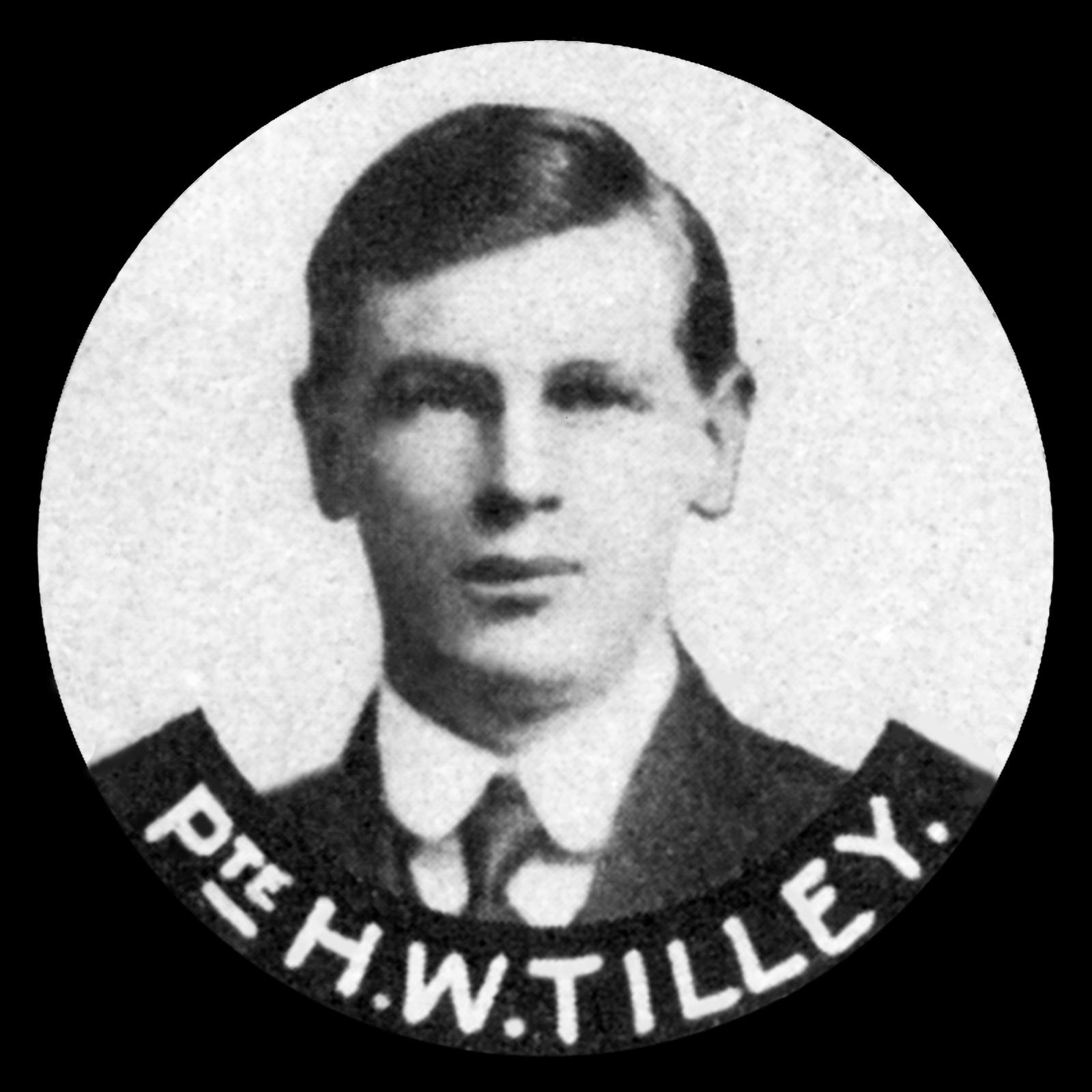 TILLEY Herbert William