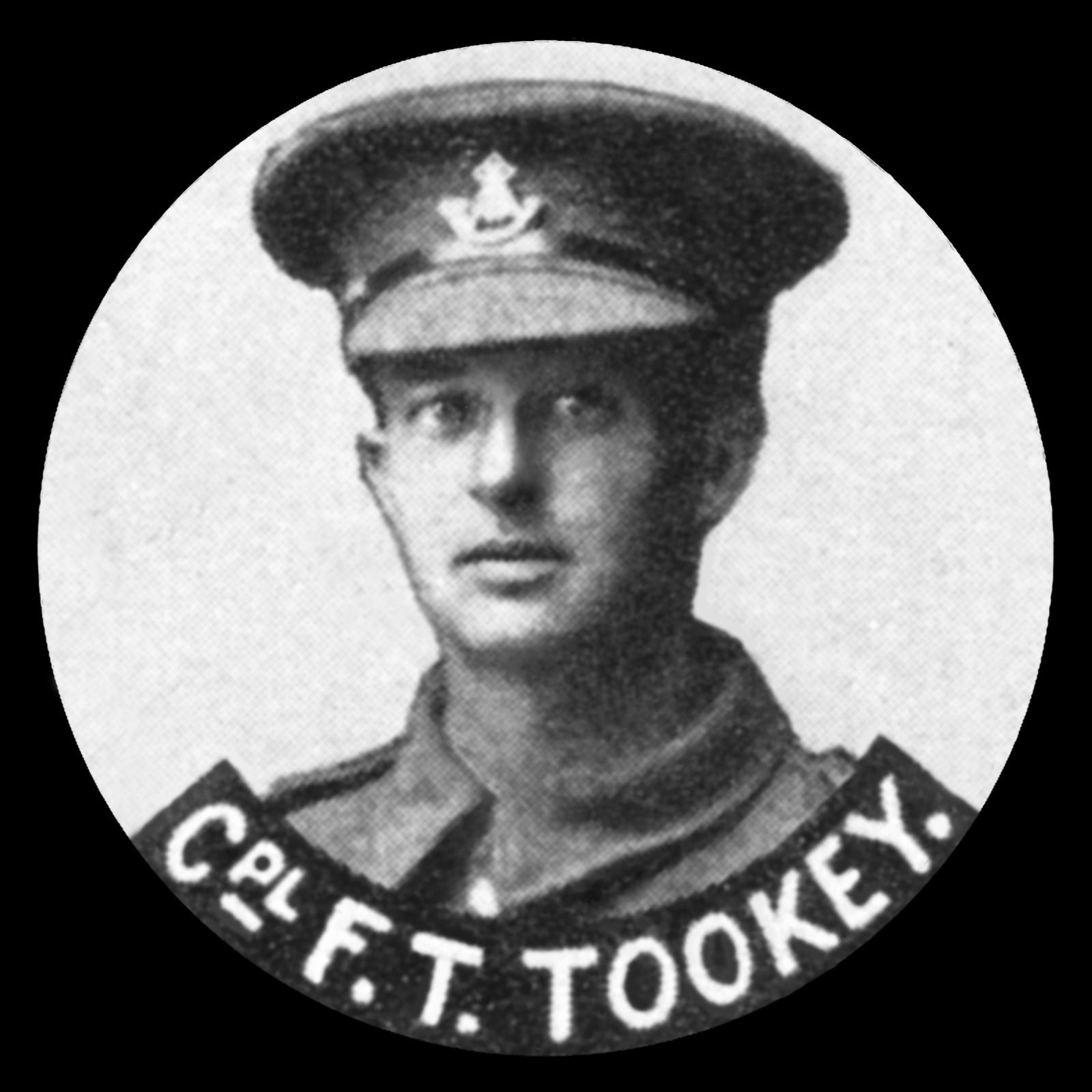 TOOKEY Frederick Thomas