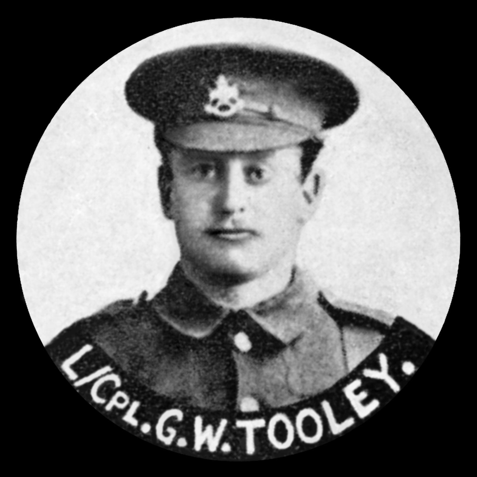 TOOLEY George William