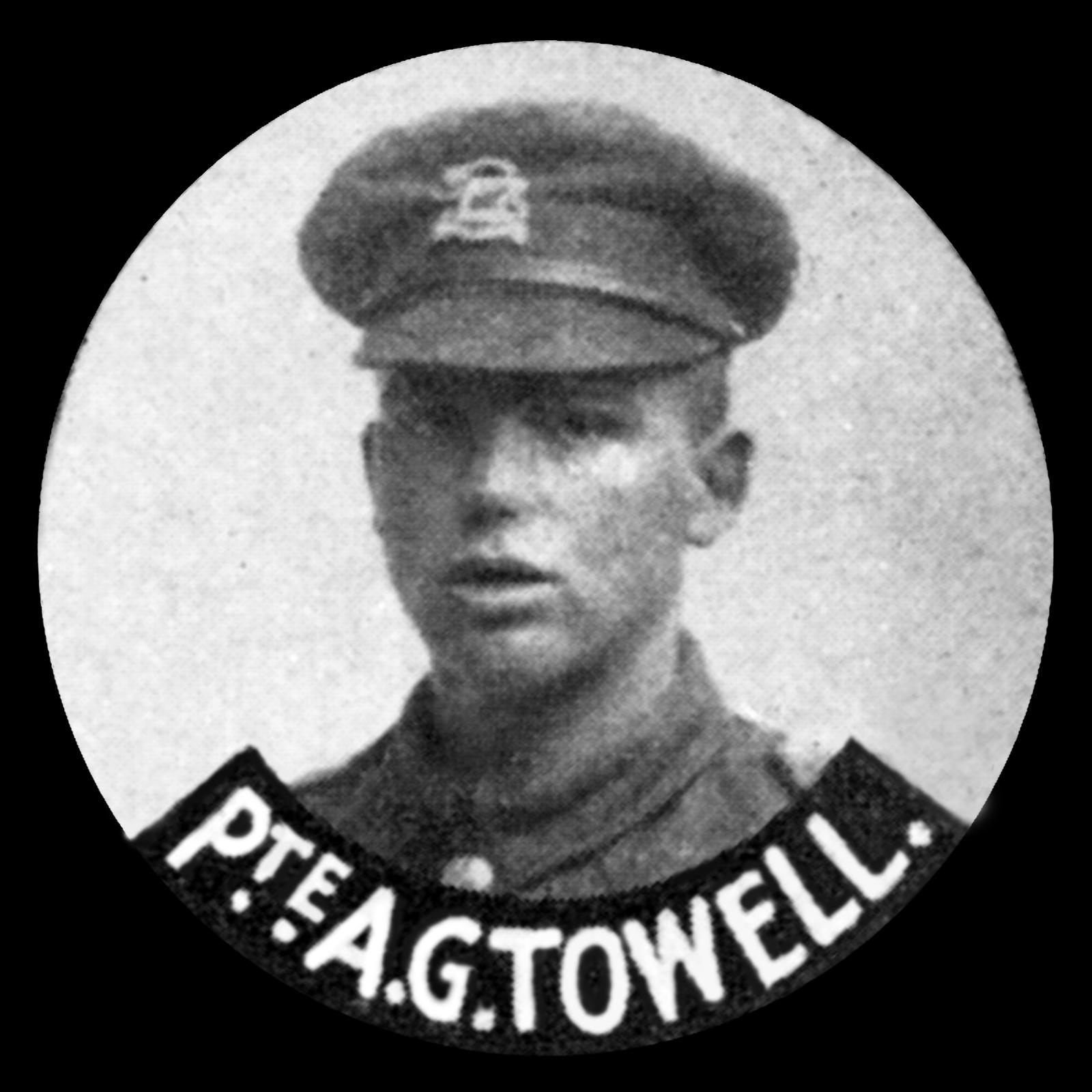 TOWELL Arthur George
