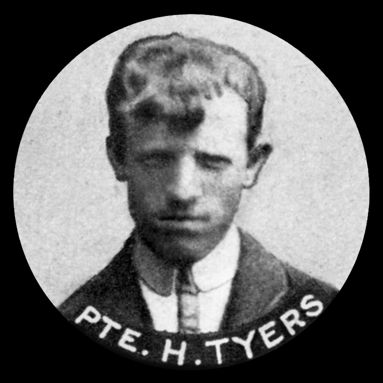 TYERS Harry