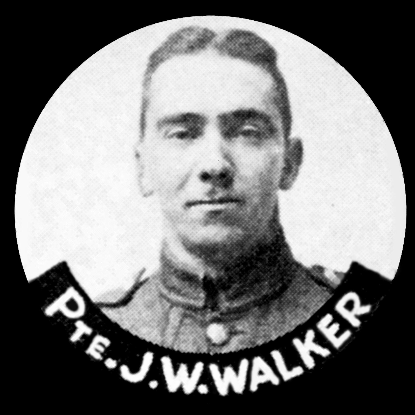 WALKER James William
