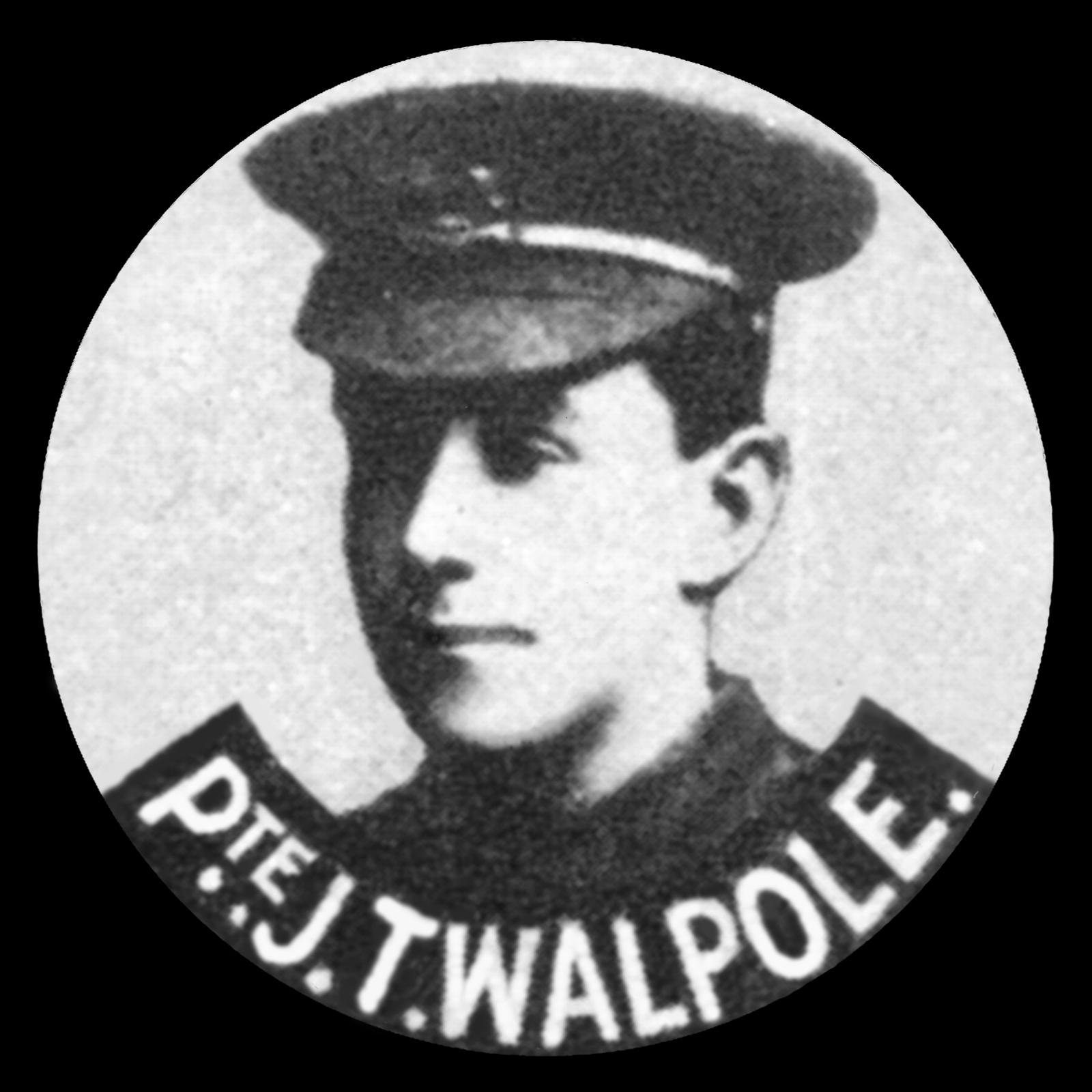 WALPOLE John Thomas