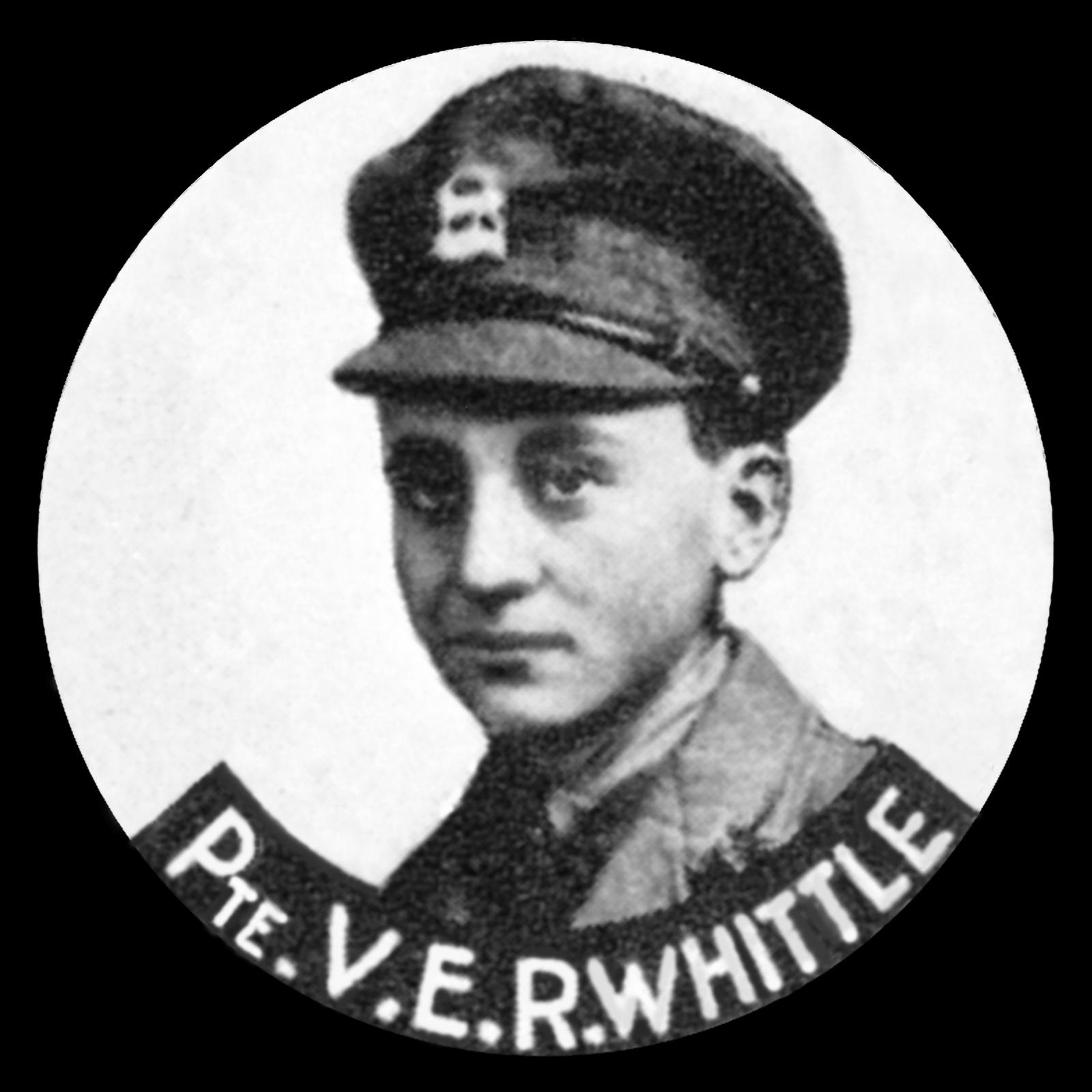 WHITTLE Vere Edward Roberts