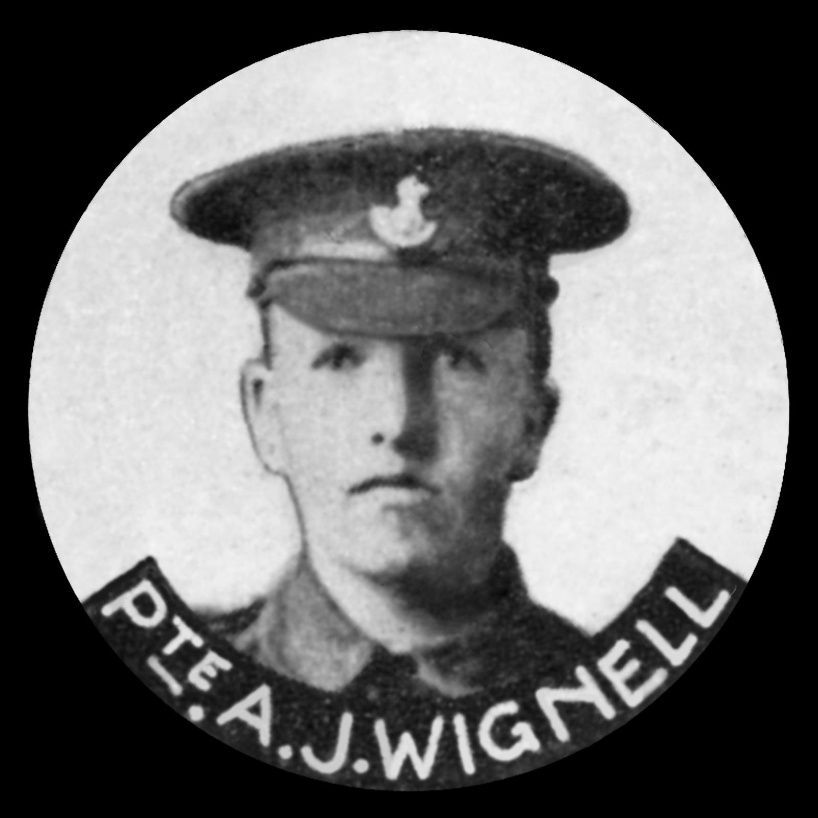 WIGNELL Arthur Joseph