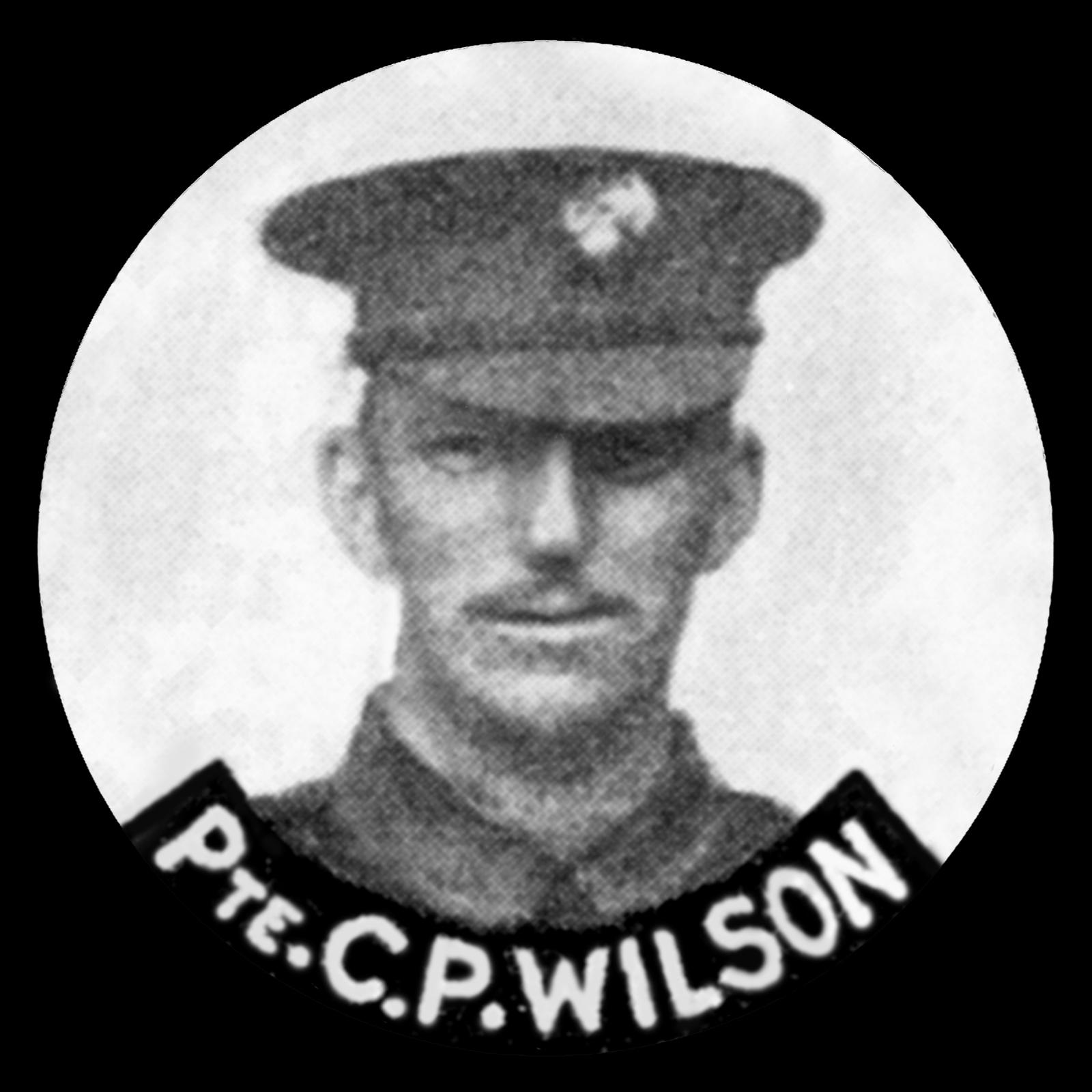 WILSON Charles Parkis