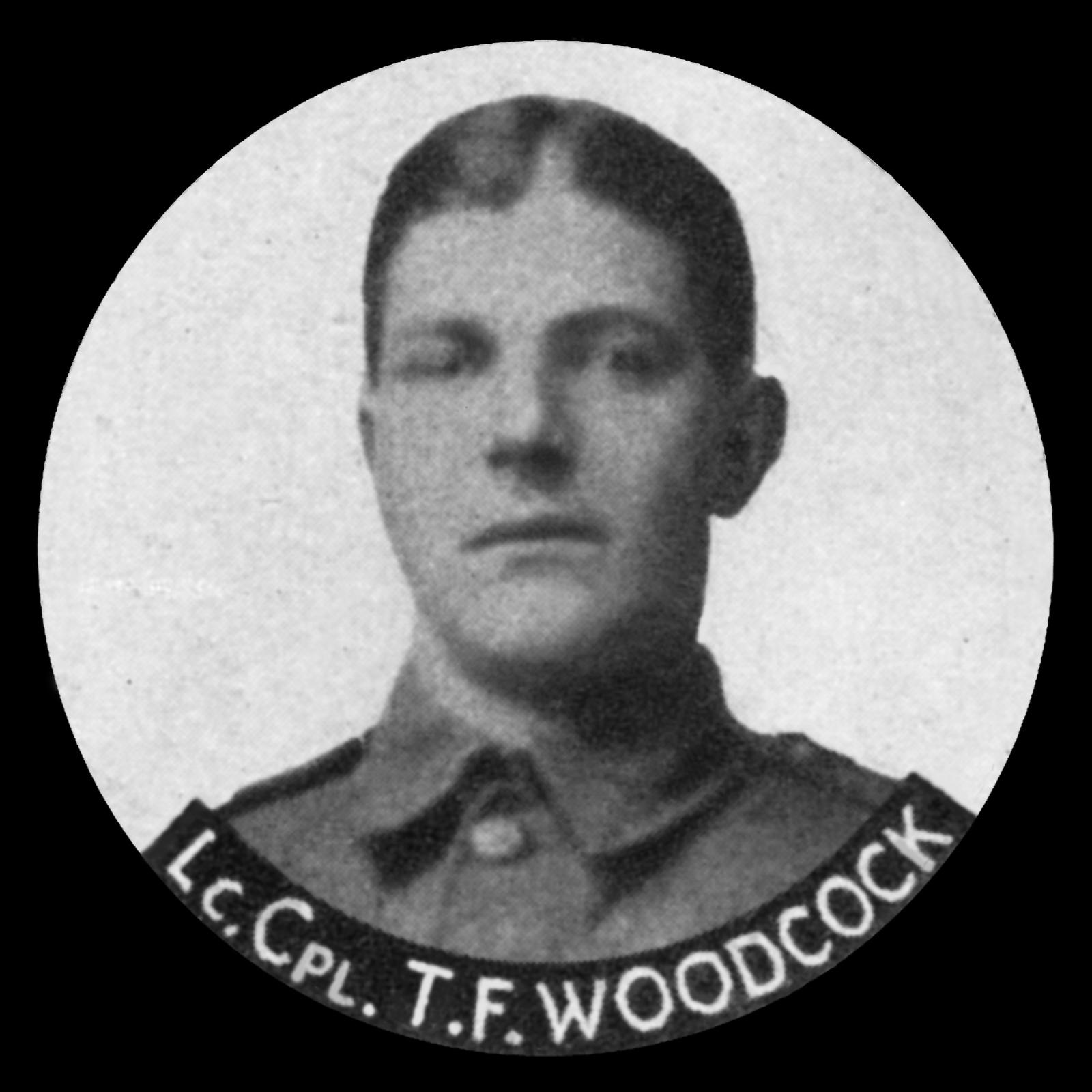 WOODCOCK Thomas Frederick