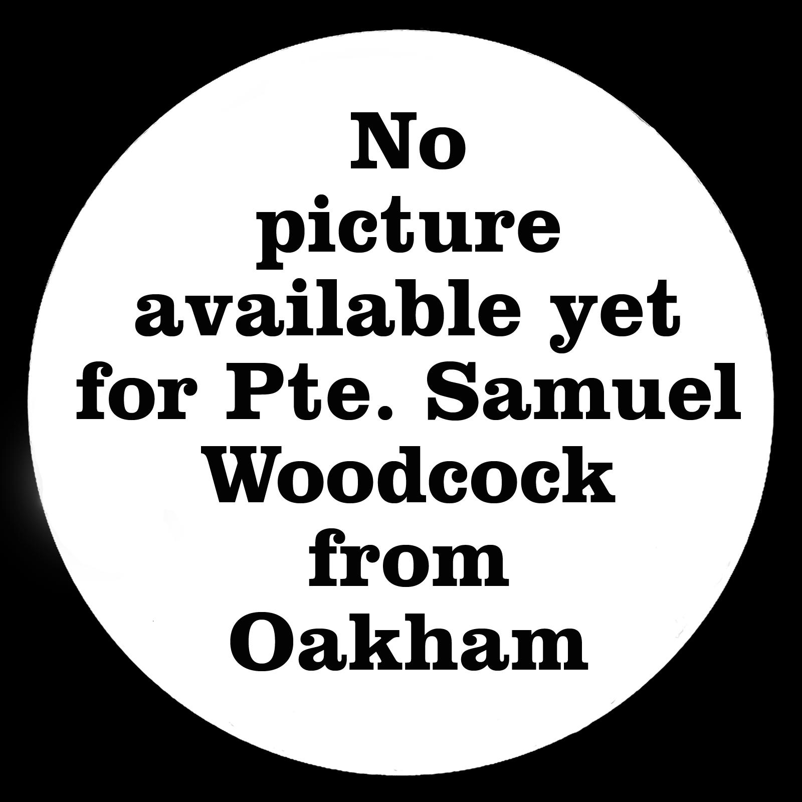 WOODCOCK Samuel