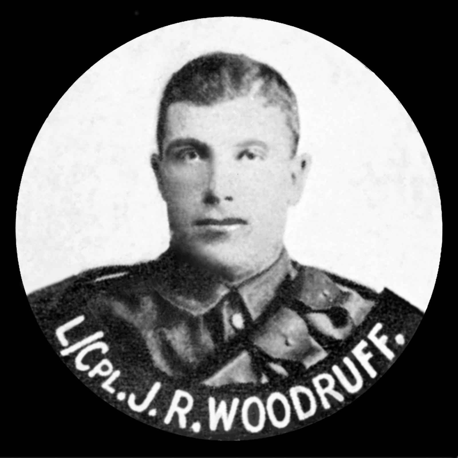 WOODRUFF James Roland