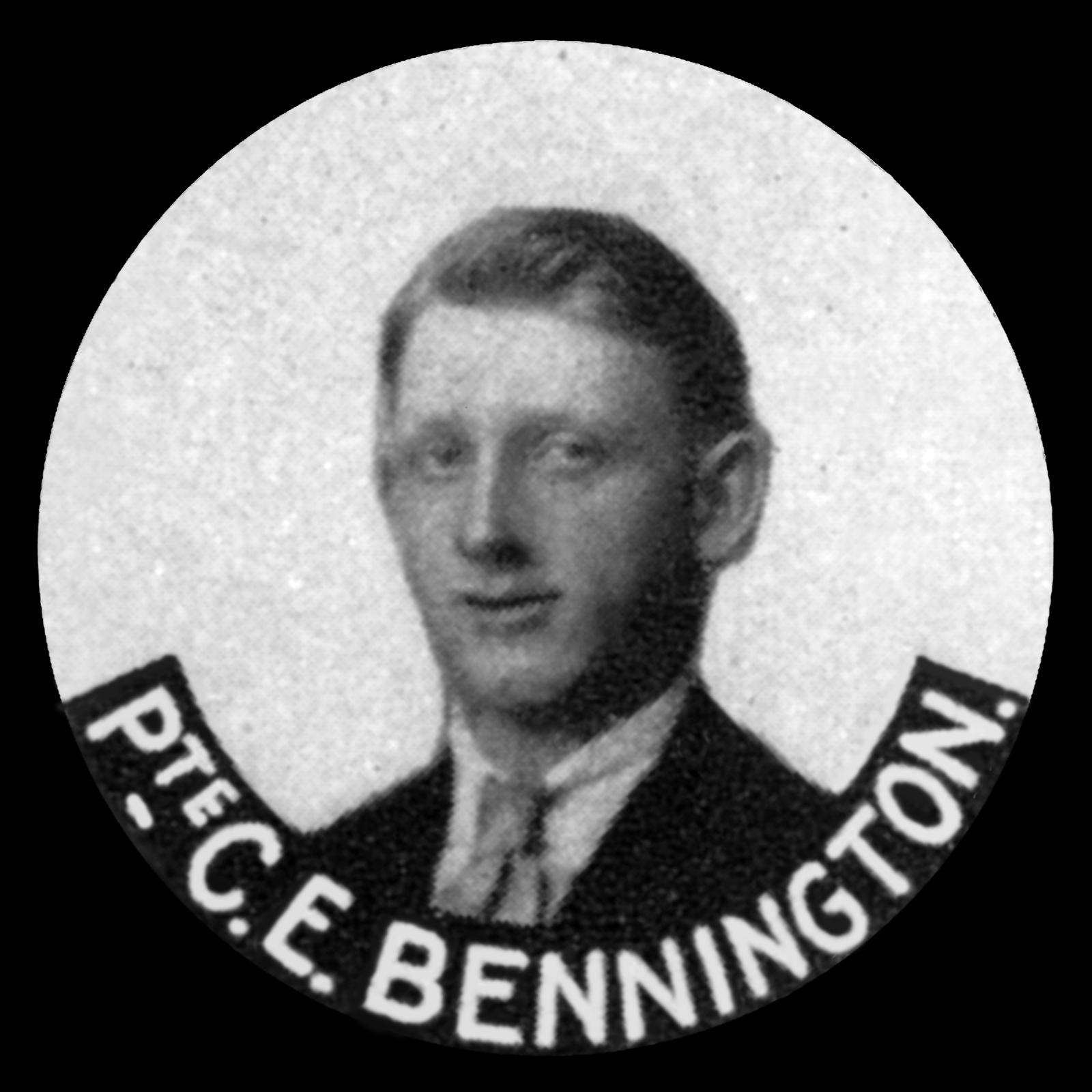 BENNINGTON Charles Edward