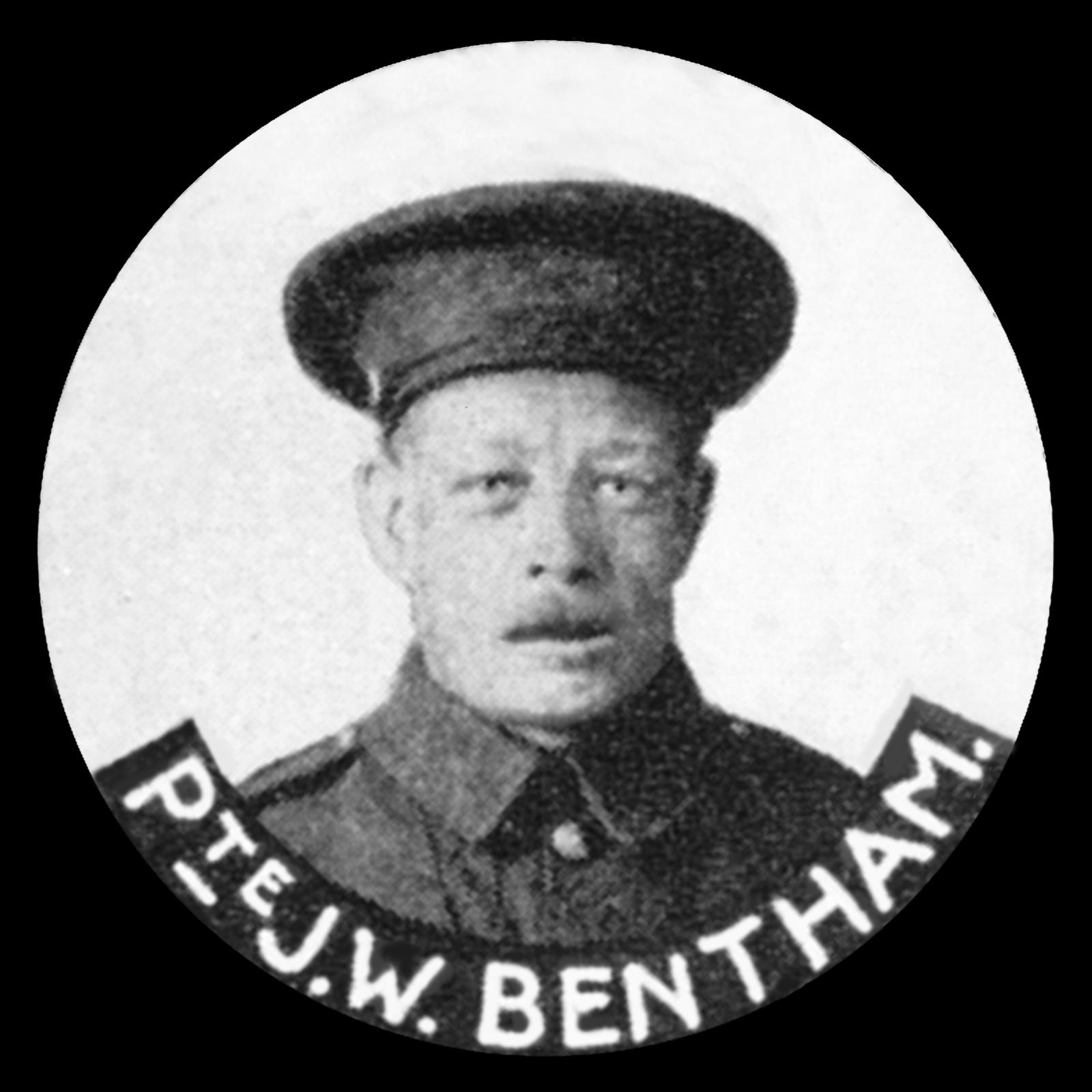 BENTHAM John William