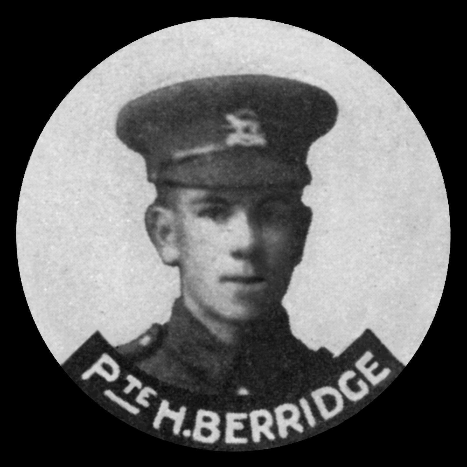 BERRIDGE Herbert Joyce