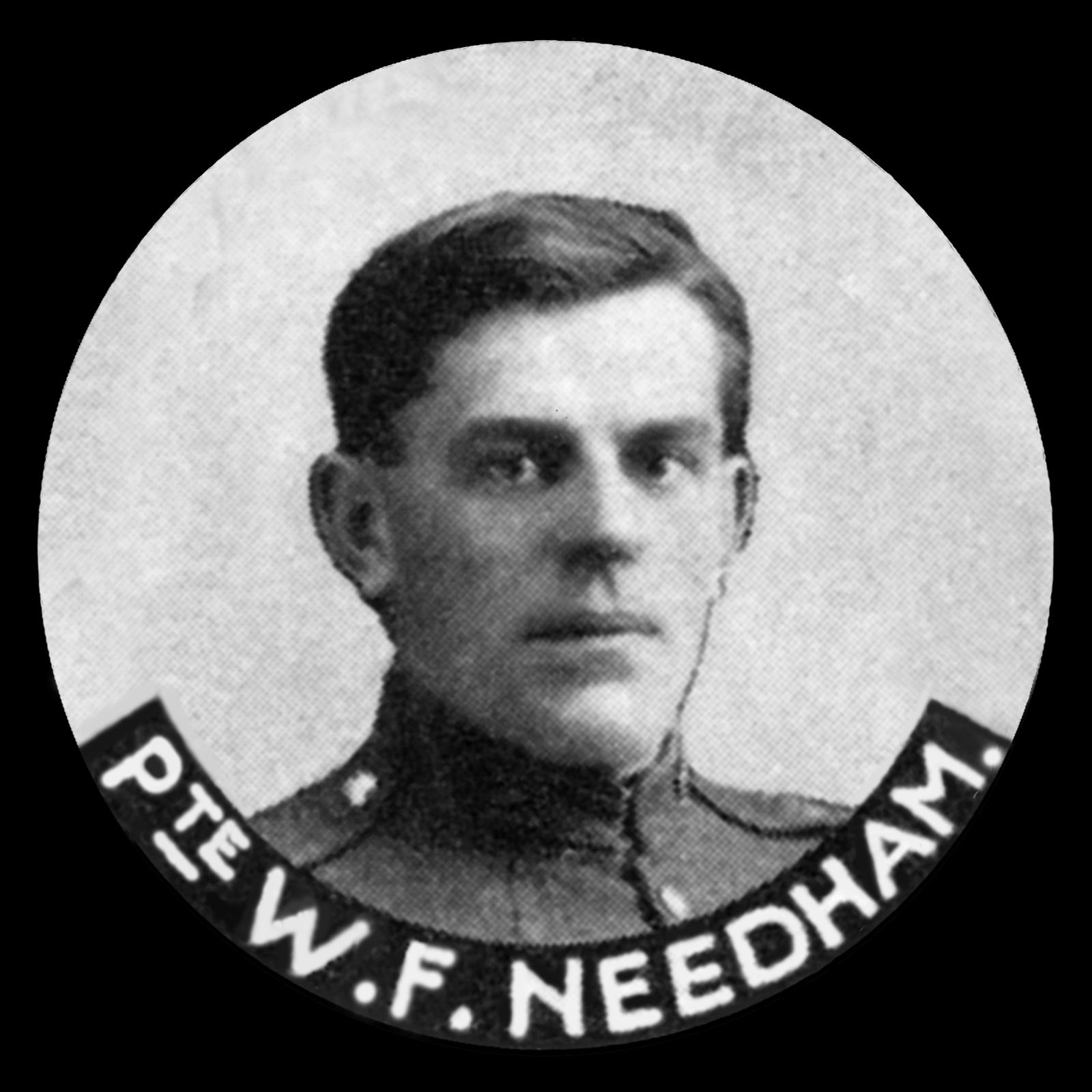 NEEDHAM William Frederick