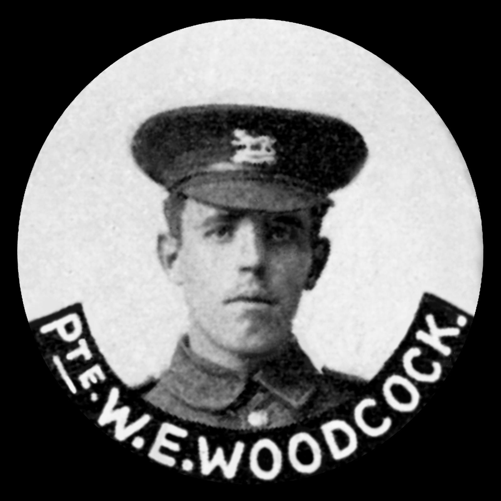 WOODCOCK William E