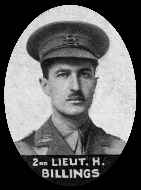 BILLINGS Herbert