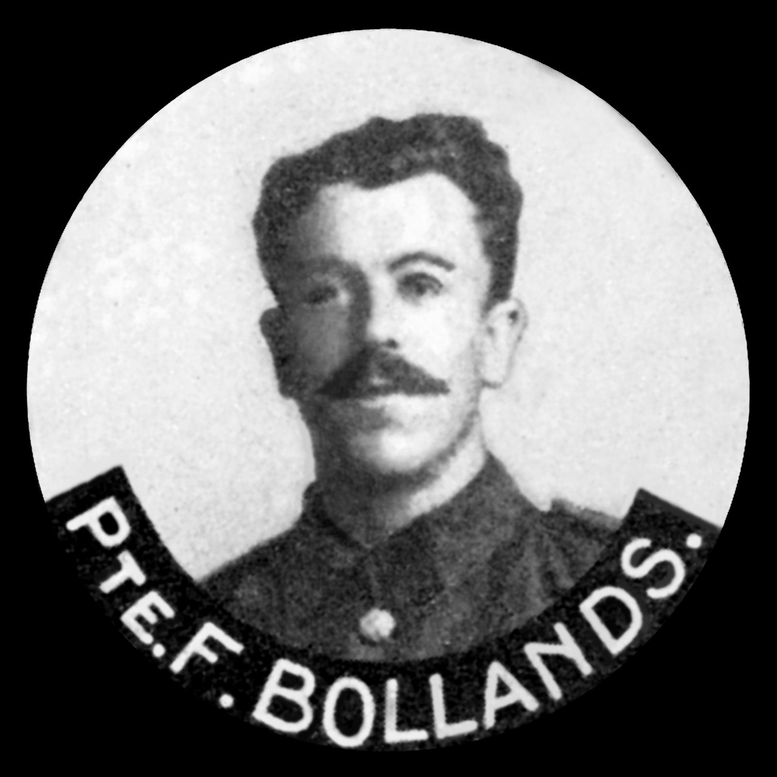 BOLLANDS Frederick