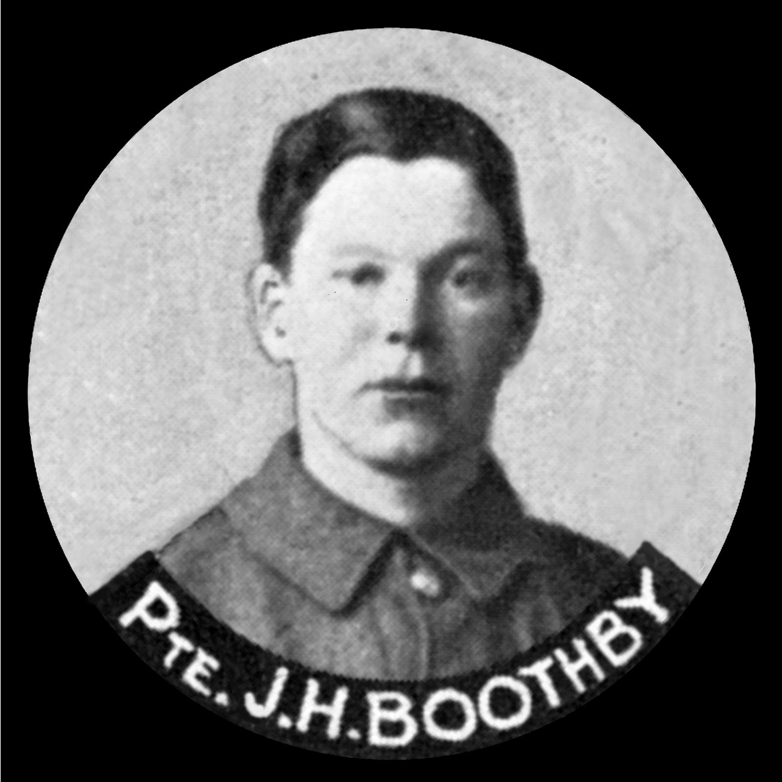 BOOTHBY Joseph Henry