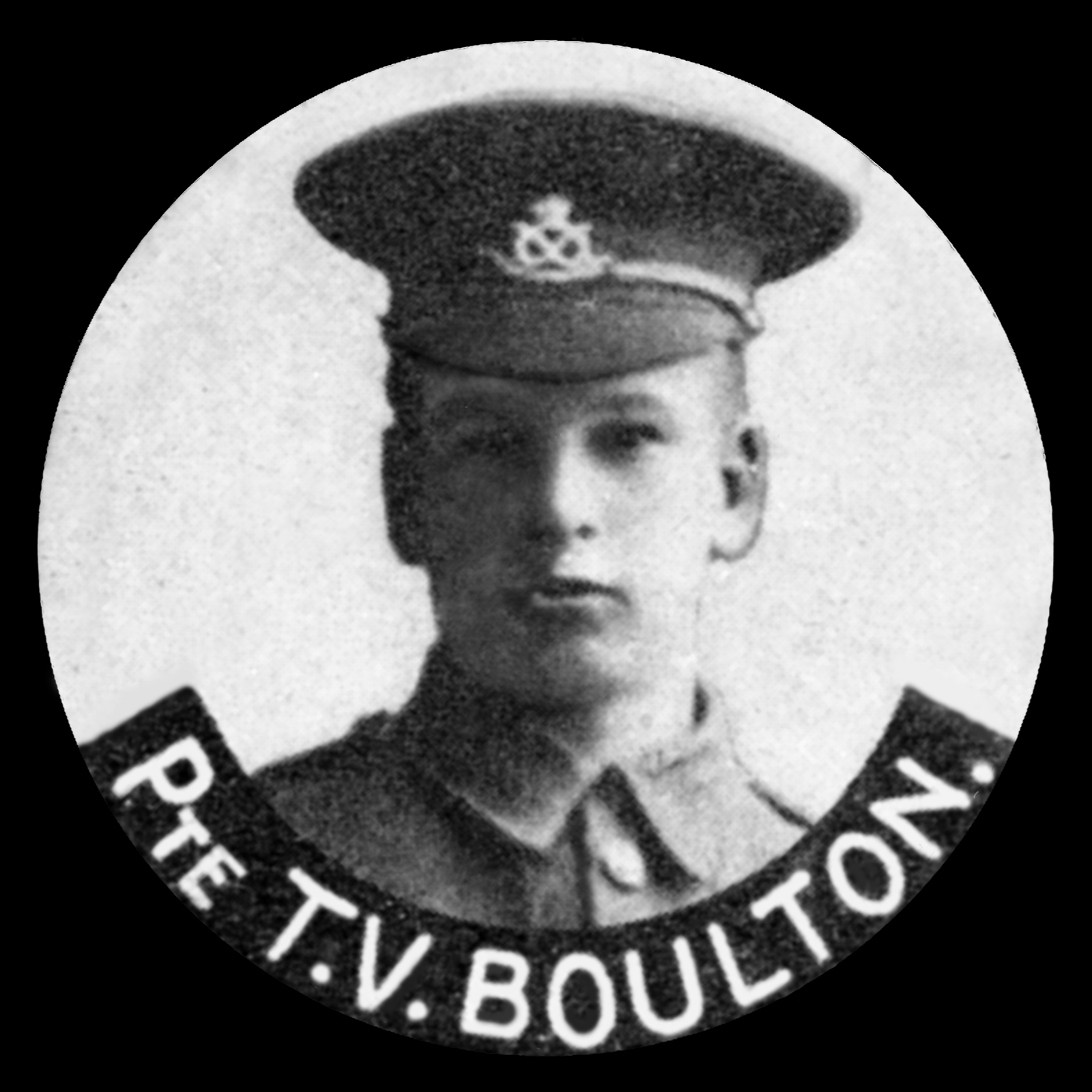 BOULTON Thomas Vernon