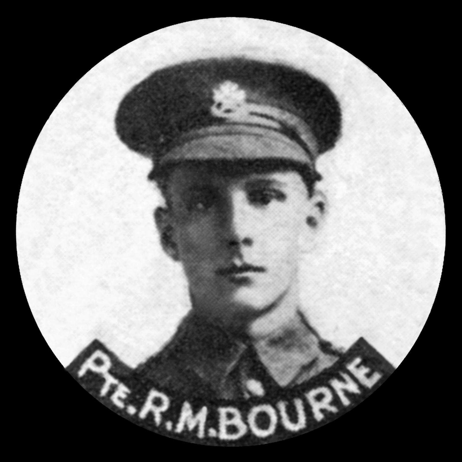 BOURNE Raymond Milner
