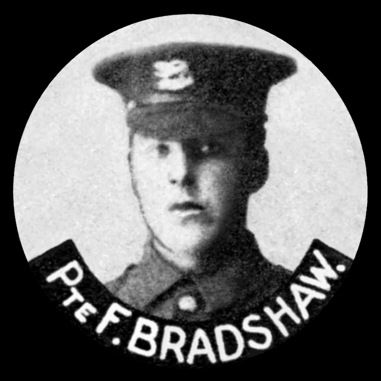 BRADSHAW Frederick