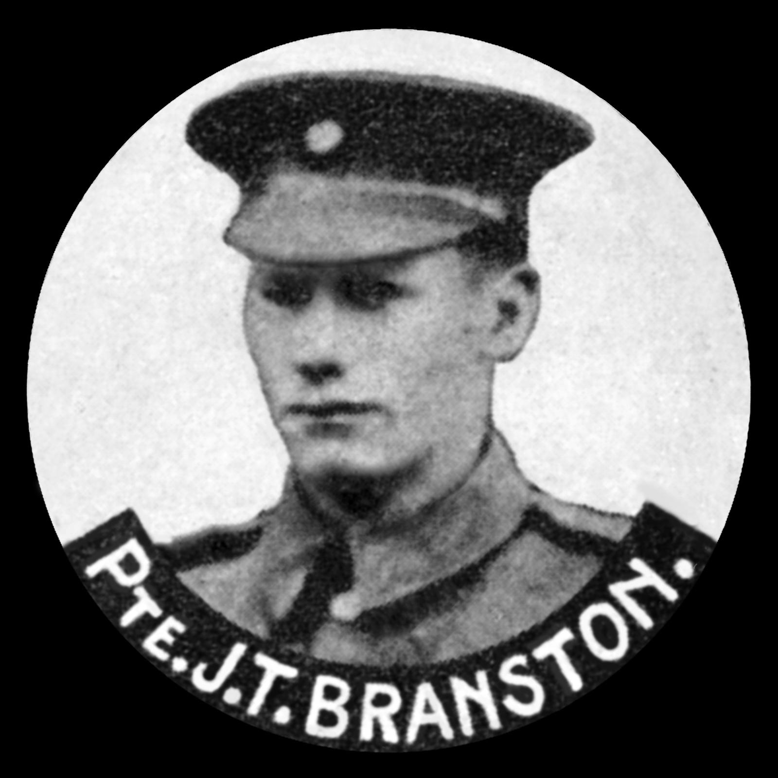 BRANSTON John Thomas