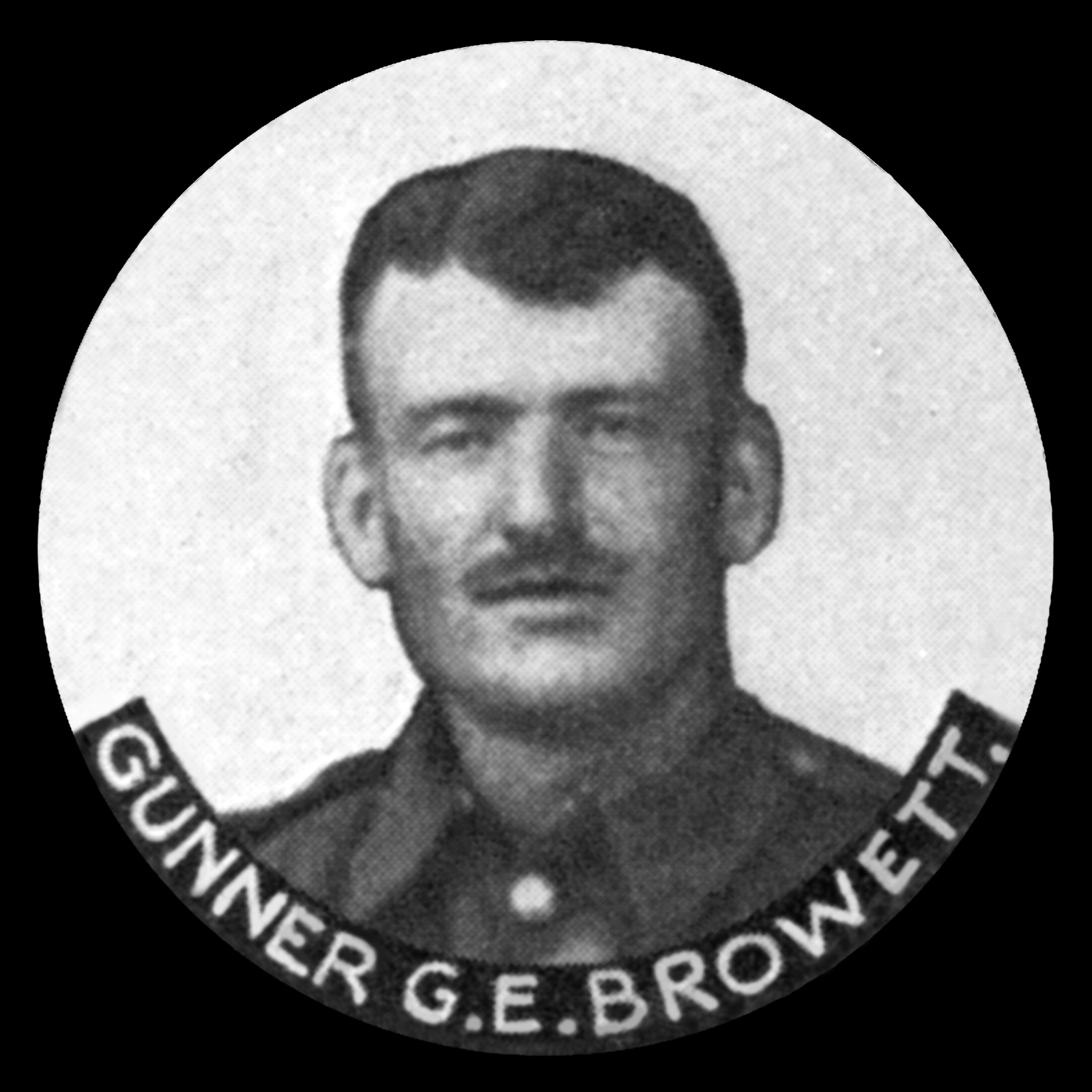 BROWETT George Edward