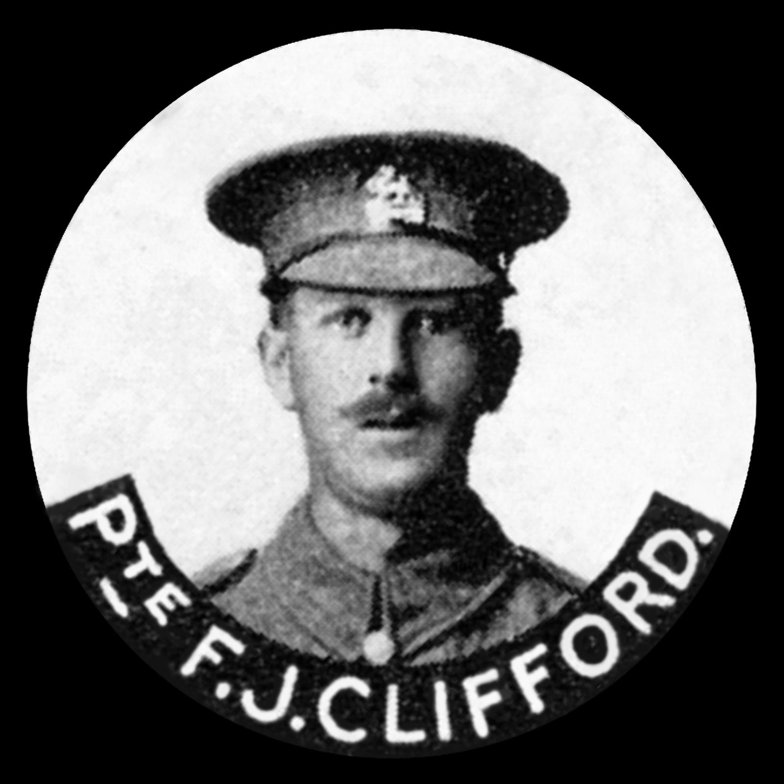 CLIFFORD Frank John