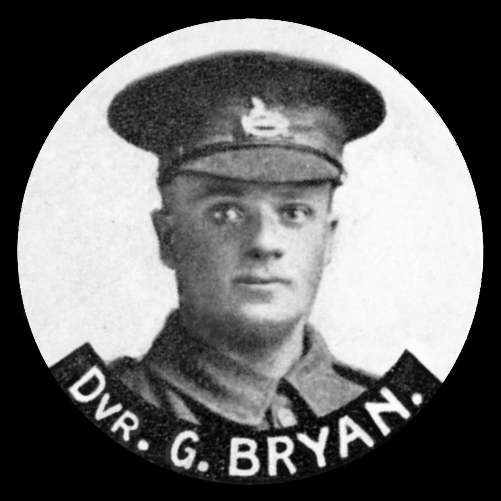 BRYAN George