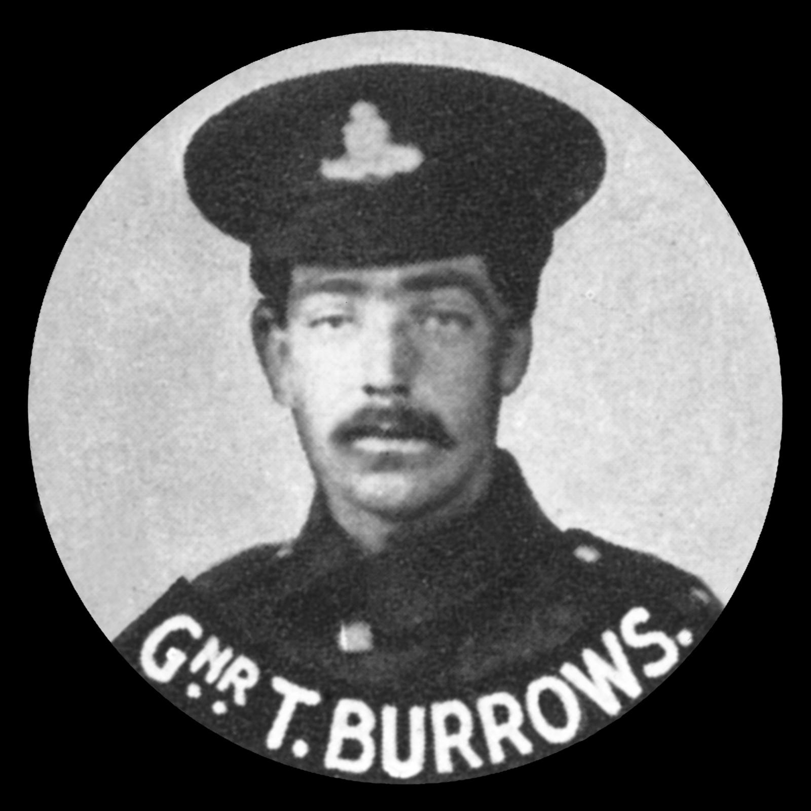 BURROWS Thomas