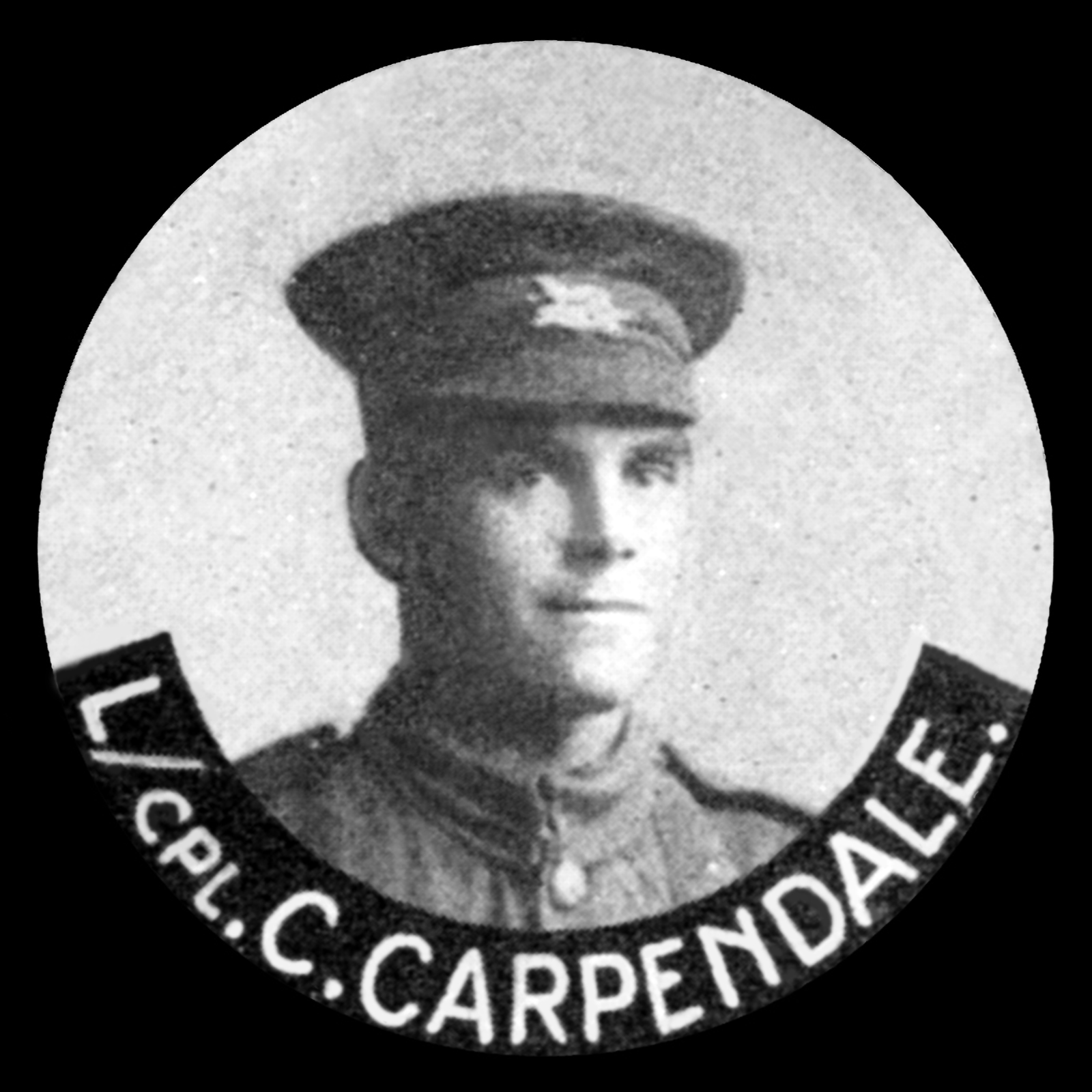 CARPENDALE Cecil Montague