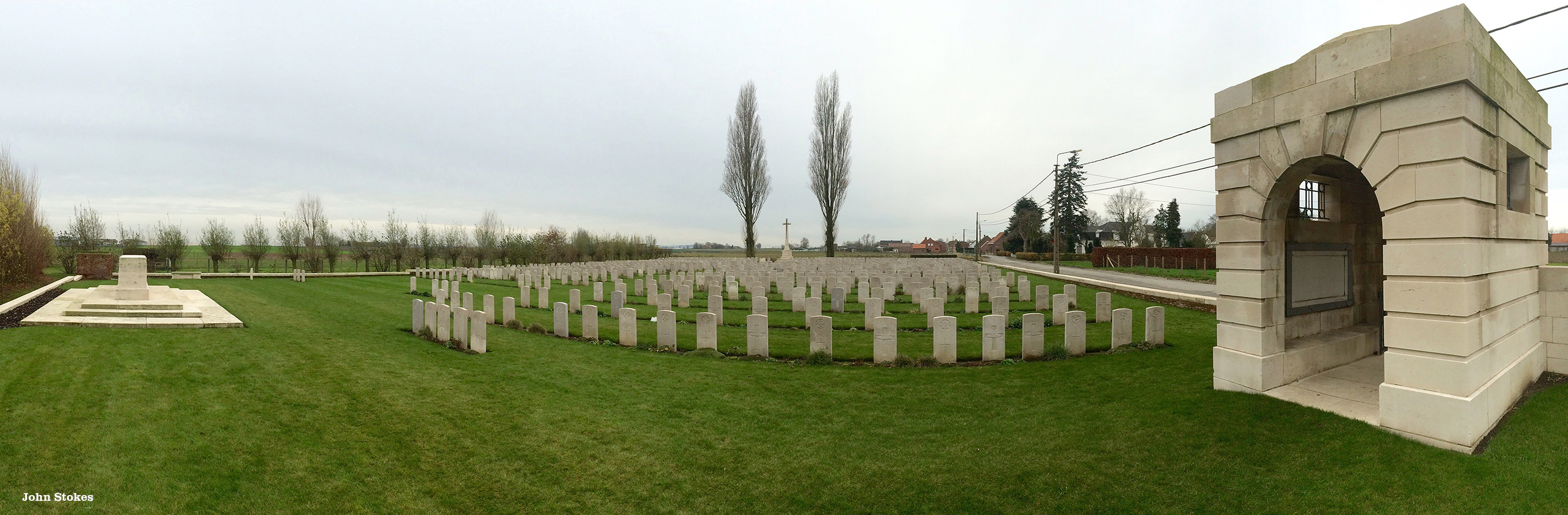 Brandhoek New Military Cemetery No 3