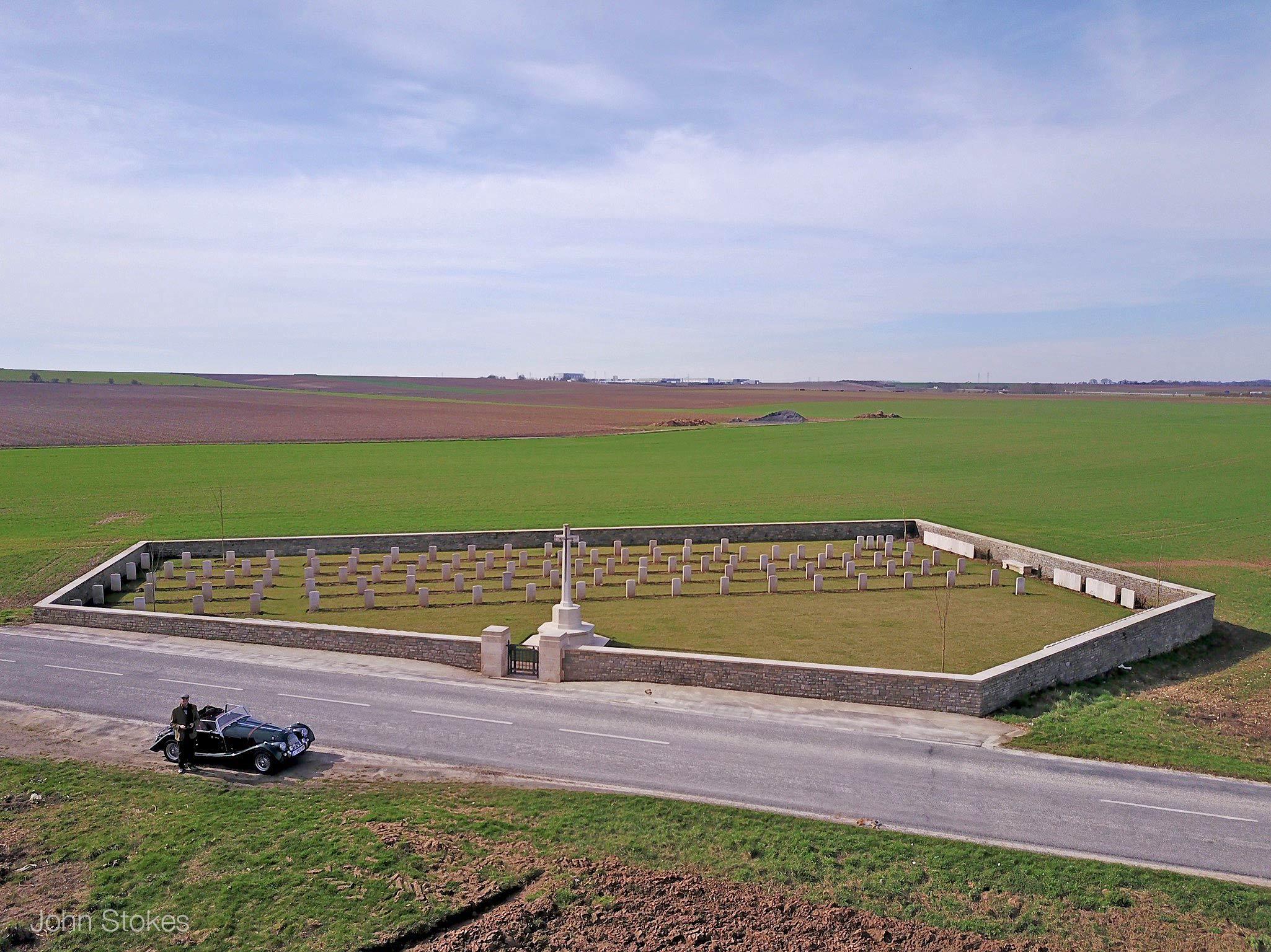 Chili Trench Cemetery