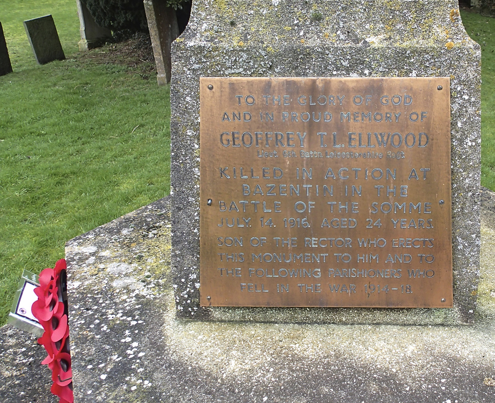 Cottesmore War Memorial (St. Nicholas' Church)