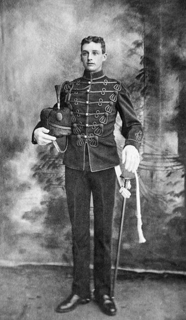 DAVENPORT John Henry