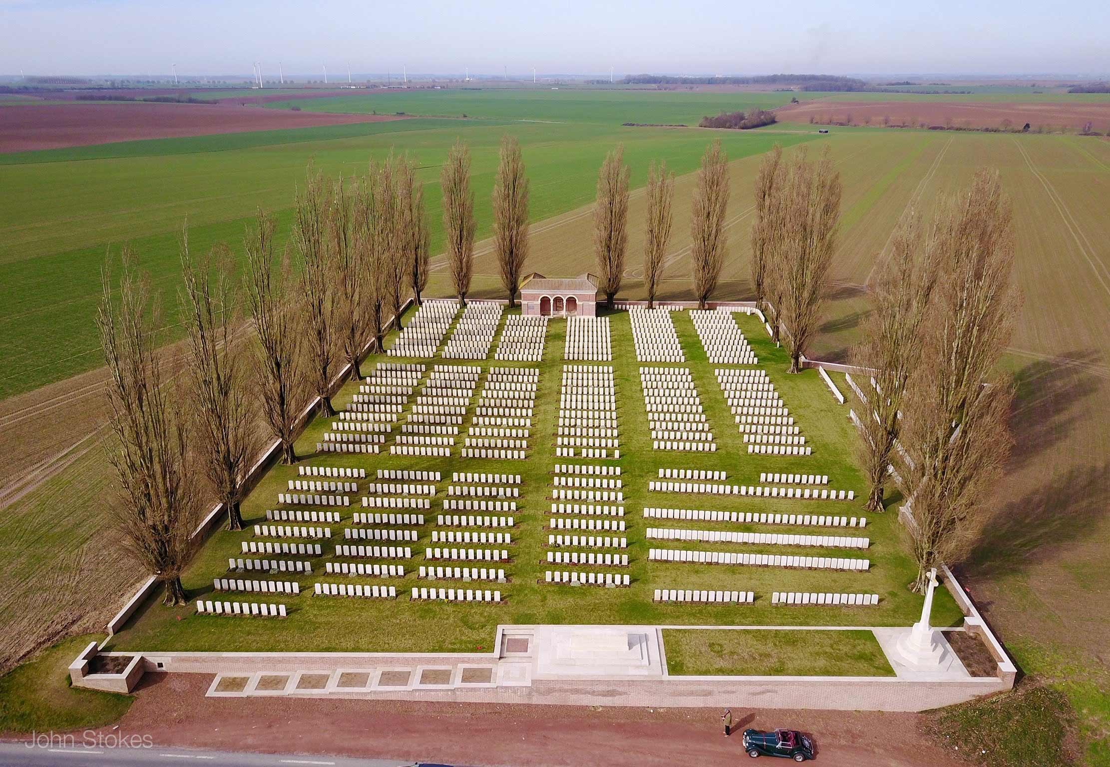 H.A.C. Cemetery