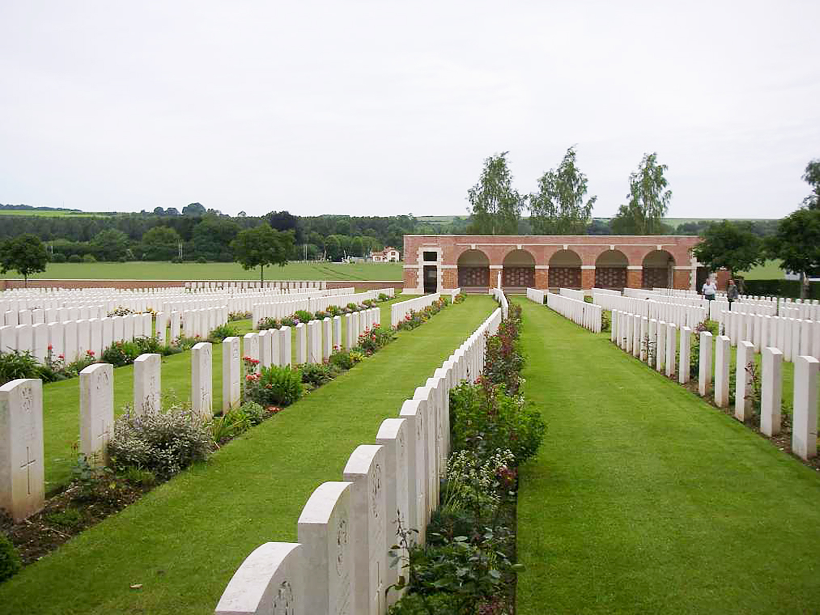Heilly Station Cemetery