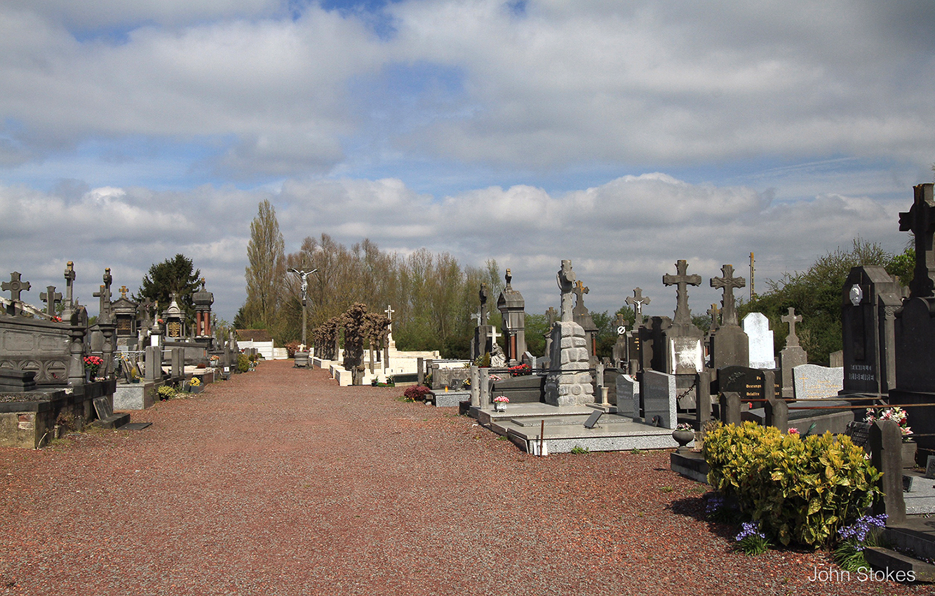 Lillers Communal Cemetery and Extension