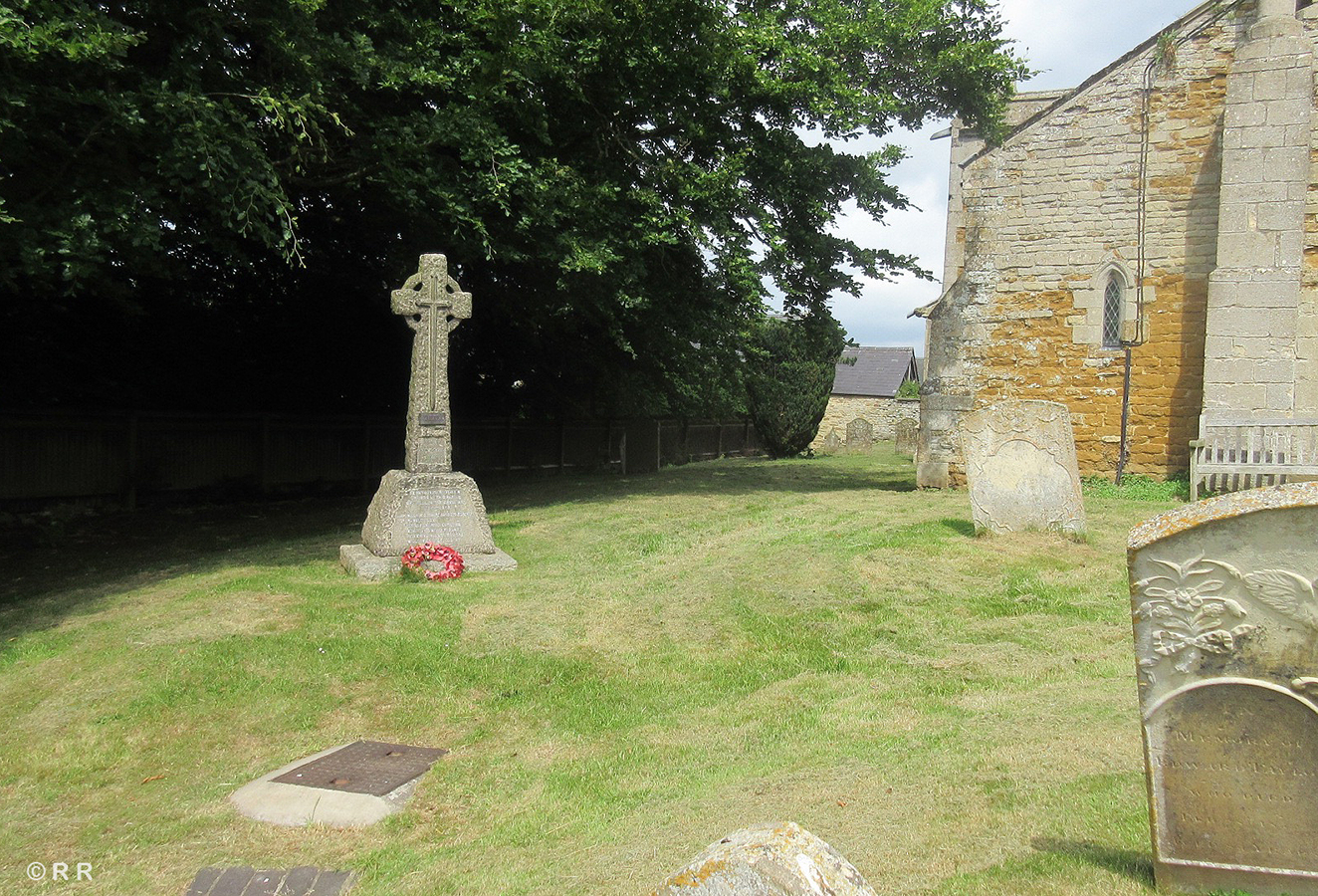 Manton War Memorial (St Mary the Virgin Church)