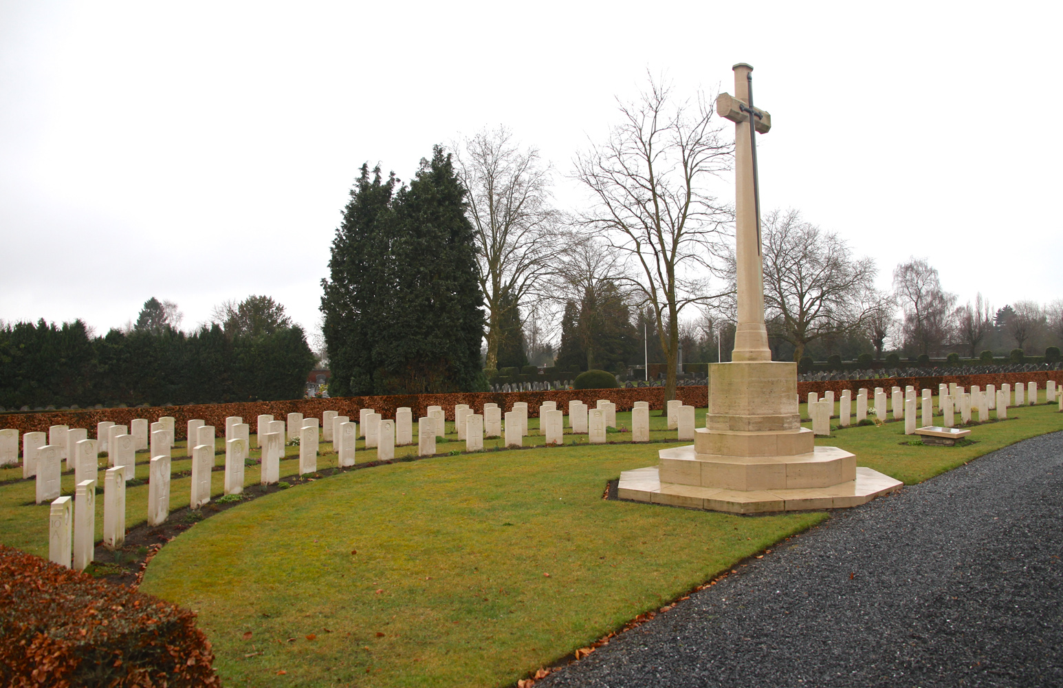 Mons / Bergen Belgium  city images : Mons Bergen Communal Cemetery in Belgium | Rutland Remembers