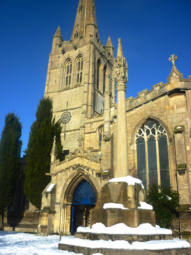 Oakham War Memorial (All Saints' Church)