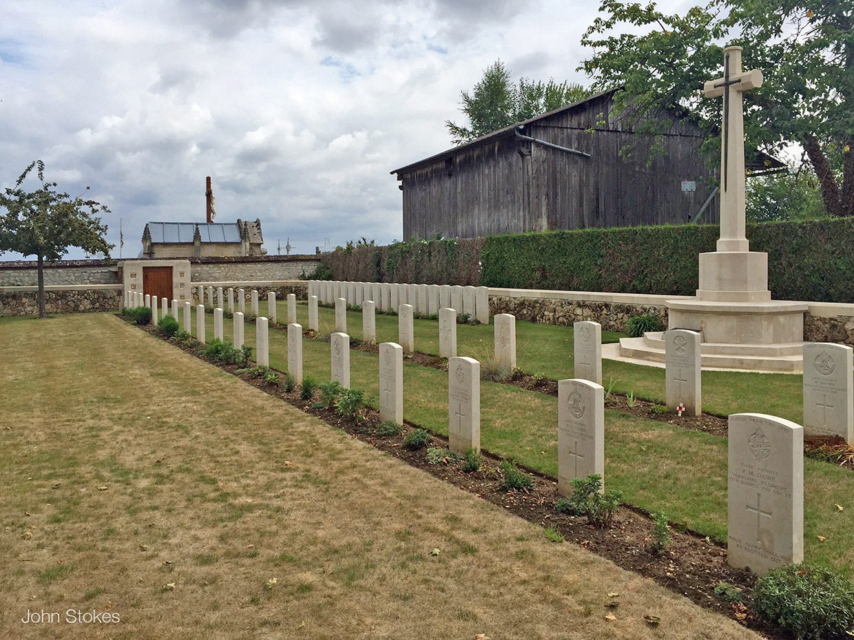 St. Erme Communal Cemetery Extension